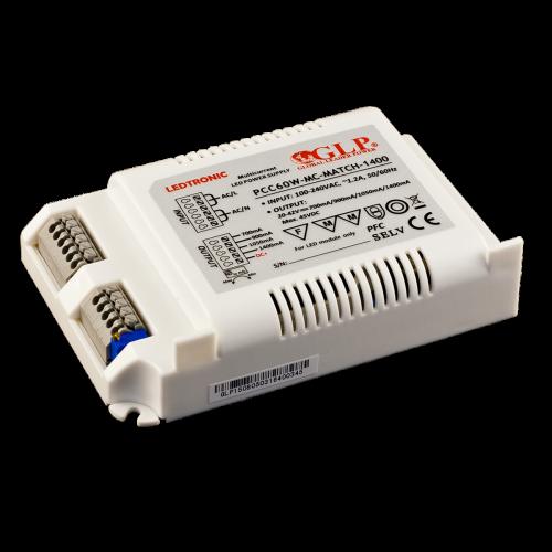 Zasilacze prądowe serii LEDTRONIC