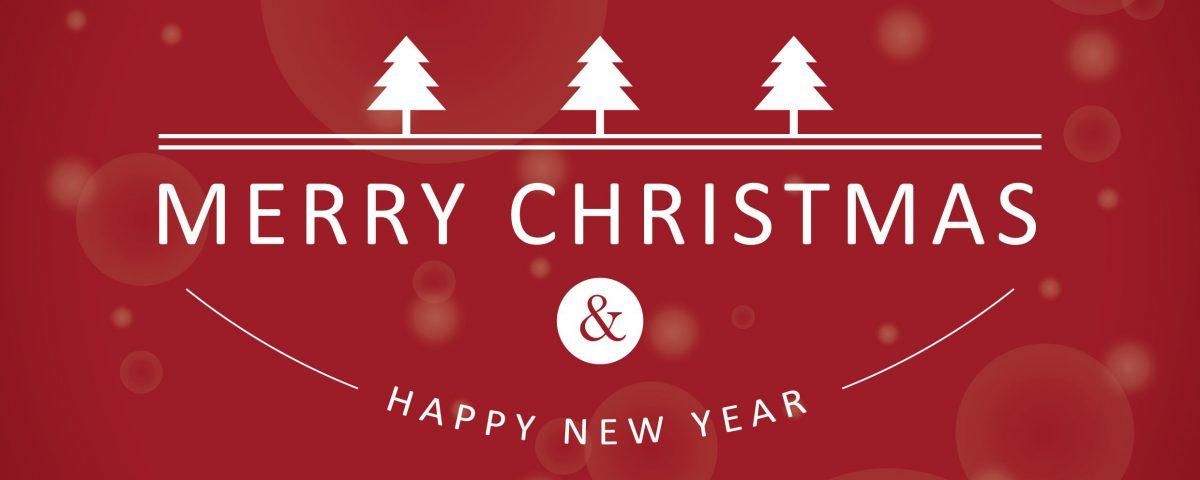 Wesołych świąt i Szczęśliwego Nowego Roku 2017